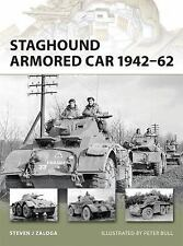 New Vanguard: Staghound Armored Car 1942-62 159 by Steven J. Zaloga (2009, Paper