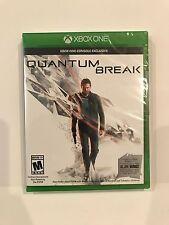 *BRAND NEW- Quantum Break (Microsoft Xbox One) [2016] + Alan Wake Digital Game