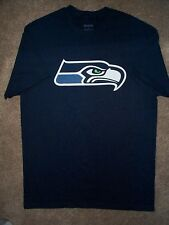 REEBOK Seattle Seahawks nfl Jersey Tee T- Shirt ADULT MEN'S m-medium