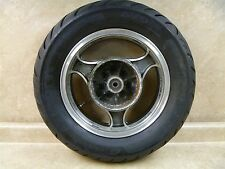 Kawasaki 600 ZL ELIMINATOR ZL600 Used Rear Wheel Rim 1986 KB42