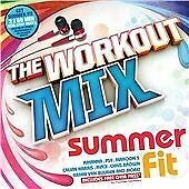 Various Artists-The Workout Mix CD NEW