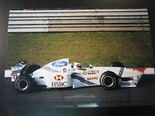 Photo HSBC Malaysia Stewart Ford SF01 1997 #22 Rubens Barrichello (BRA) GP BEL