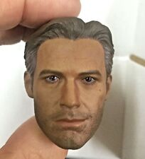 first-rate Ben Affleck 1/6 Bruce wayne head sculpt fit hot toys body batman