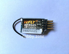 WFLY 2.4G 4-channel Mini Receiver WFR04S