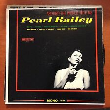 Pearl Bailey-around The World With..-mono Lp-guest Star