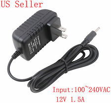 """AC Adapter Home Wall Charger for Acer Iconia 7"""" 10"""" Tablet A500 A100 A501 Power"""