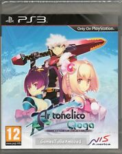 AR TONELICO: QOGA KNELL OF AR CIEL GAME PS3 ~ NEW / SEALED