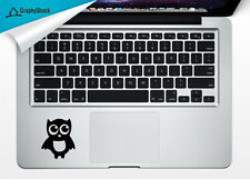 Cute Owl Trackpad Decal Inner Decals Mouse Pad Sticker Mac Decal