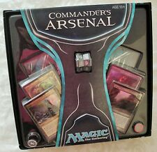 Magic MTG-Commander 's Arsenal special editions-anglais sealed NEUF + OVP