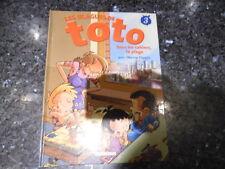 belle reedition  les blagues de toto sous les cahiers la plage