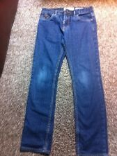 LRG Geans Lifted Research Group Skinny Fit Denim Blue Classic Size 14 GXN