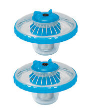 Intex Above Ground 3-Color LED Floating Swimming Pool Light | 28690E (2-Pack)
