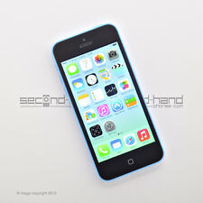 Apple iPhone 5C 8GB Blue Factory Unlocked SIM FREE Good Condition  Smartphone