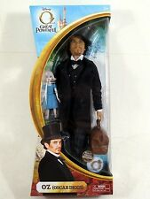 "Disney Oz 12"" inch OSCAR DIGGS w/ CHINA girl The Great and Powerful Wizard Jakks"