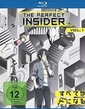THE PERFECT INSIDER VOL.1 BD   BLU-RAY NEU