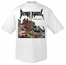DEATH ANGEL - The Ultra Violence White - T-Shirt - Größe Size XXL - Neu