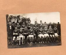 Worcester Royal Grammar School Rugby Team 1926 unposted real photo  B2