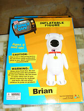 """Family Guy 2004 Brian Inflatable 24"""" Figure Funny TV Cartoon New In Box"""