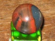 Rare & Unusual Colored Opal Vintage Peltier Glass Marble Marbles Ottawa,Illinois