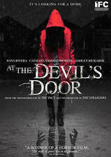 At the Devil's Door,Very Good DVD, Catalina Sandino Moreno, Naya Rivera, Ashley