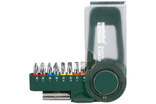 "Metabo Bit-Box ""Promotion"", 9-tlg. - 6.30419"