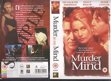 Murder In My Mind, Micollette Sheridan Video Promo Sample Sleeve/Cover #9591