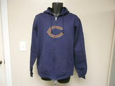 New Chicago Bears Mens Size S Small Reebok Hoodie-Jacket