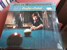 STEFAN WAGGERSHAUSEN: SANFTER REBELL: VINYL LP: 1982: OIS