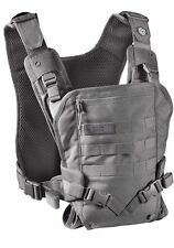 Mission Critical Tactical FRONT BABY CARRIER GRAY Military Army Navy Seal NEW