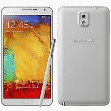 NEW in BOX SAMSUNG GALAXY NOTE III 3 SM- N900A 32GB WHITE UNLOCKED SMARTPHONE