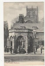 The Conduit Sherborne 1909 Postcard, M024