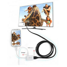 Hot Micro USB MHL to HDMI 1080P HD TV Cable Adapter For Samsung Galaxy S3 S4 S5