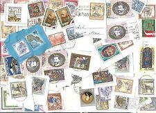 Österreich 1985 - 1998, ganzer Scanner voller Briefmarken o, Katalogwert € 50