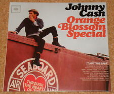 JOHNNY CASH - Orange Blossom Special - NEW CD album