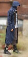 Nuevo Assassins Creed Unity Arno Dorian Denim manto Cosplay Disfraz Con Capucha