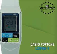 Casio Poptone Ladies Watch LDF50-7D