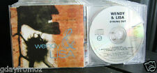 Wendy & Lisa - Strung Out 3 Track CD Single Prince