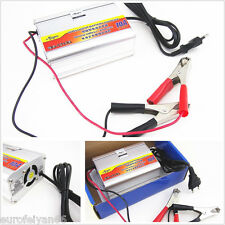 Practical 12 Volt 10A EU Plug Autos Truck Lead Acid Storage Battery Charger Tool