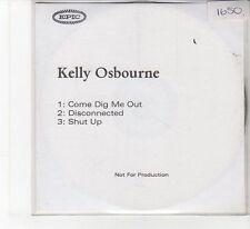 (FB715) Kelly Osbourne, Come Dig Me Out - DJ CD