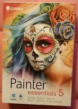 COREL Painter essentials 5 Drawing Painting Photo Art