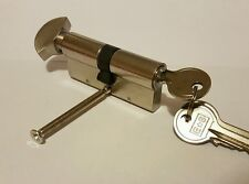 Static Caravane door lock barrel 70 mm avec fonction anti Snap