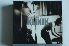 THE KLINIK -End Of The Line- 4xCD BOX-SET
