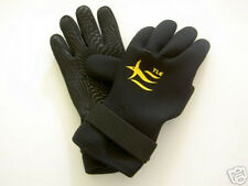 4mm Neoprene Scuba Diving Dive Gloves + Wrist Band