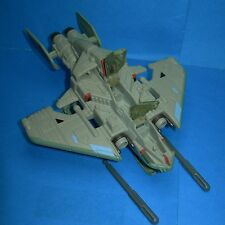 "StarShip Troopers Action Fleet TAC FIGHTER 7"" Scaceship 1996 Vehicle Galoob Toys"