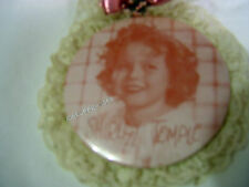 Vintage Shirley Temple Pin Shirley Temple Novelty Pin Collectibles Picture BIN