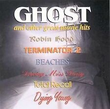 CD Ghost and Other Great Movie Hits - Spectrum NEW