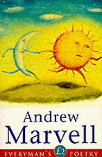 Marvell: Everyman's Poetry (Everyman Poetry), Andrew Marvell