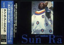 2erCD SUN RA ARKESTRA - live soundscape, Japan-CD