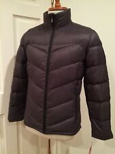 NWT Michael Kors Men's Ultra Lightweight Packable Down Jacket Puffer Gray S