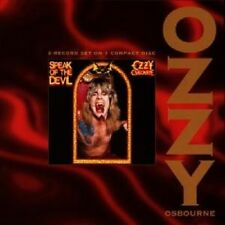 "OZZY OSBOURNE ""SPEAK OF THE DEVIL"" CD NEUWARE"